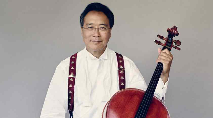 Yo-Yo Ma and Tchaikovsky