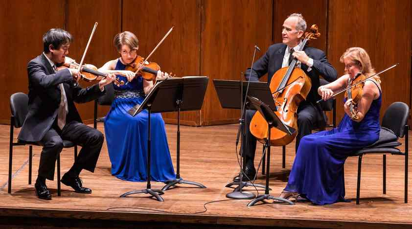 Bravo! Vail: New York Philharmonic String Quartet