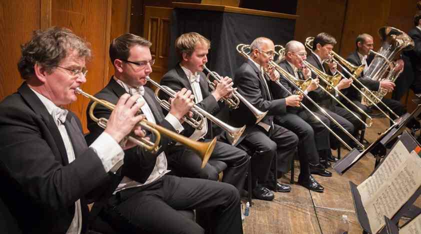Bernstein's Symphonic Dances and Copland's Third Symphony