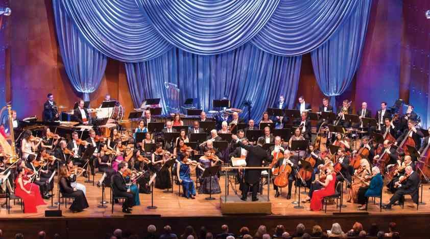 <em>106 All-Stars: Opening Gala Concert of New York's Orchestra</em>