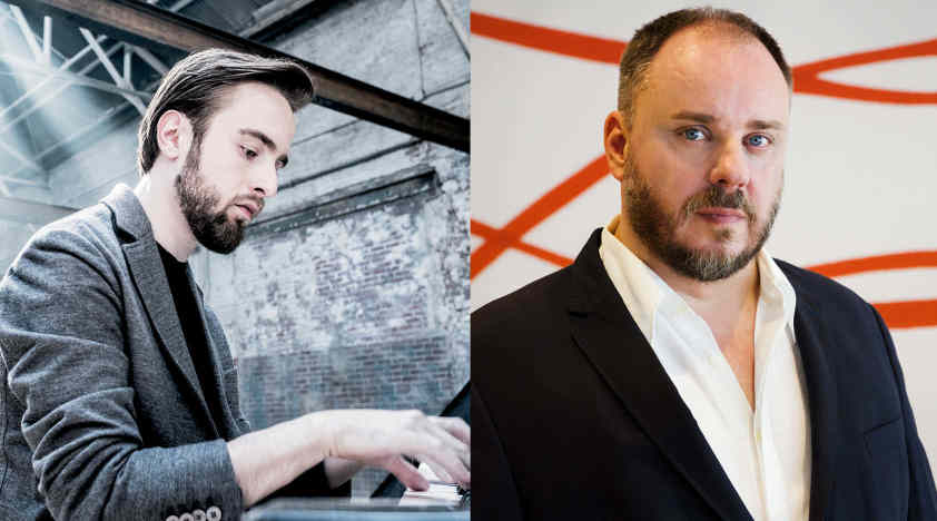 Goerne and Trifonov at 92Y