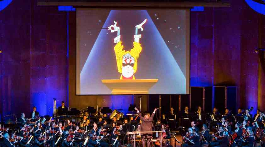 New York Philharmonic & Warner Bros. Present <em>Bugs Bunny at the Symphony II</em>