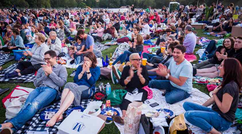 Concerts in the Parks – Prospect Park
