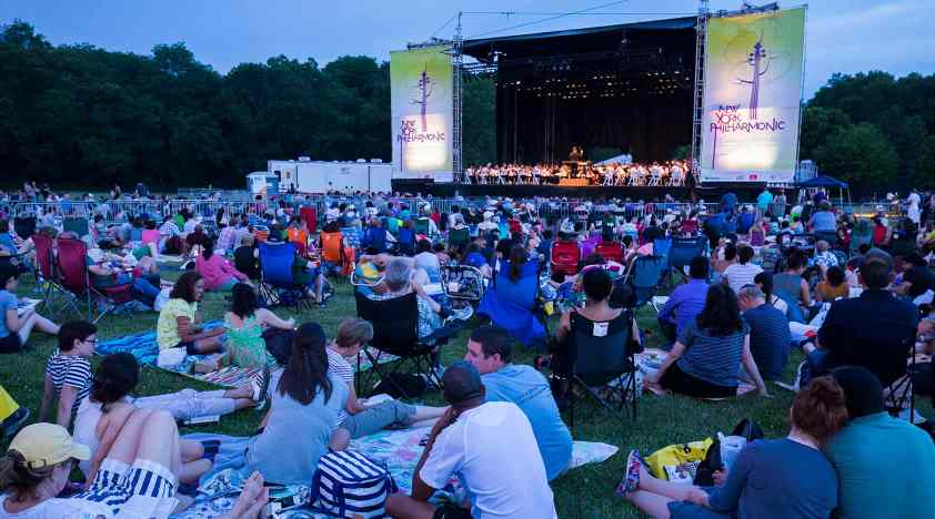 Concerts in the Parks – Van Cortlandt Park