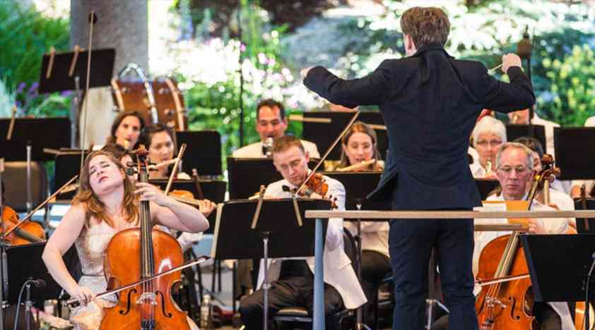 Bravo! Vail: Beethoven and Elgar