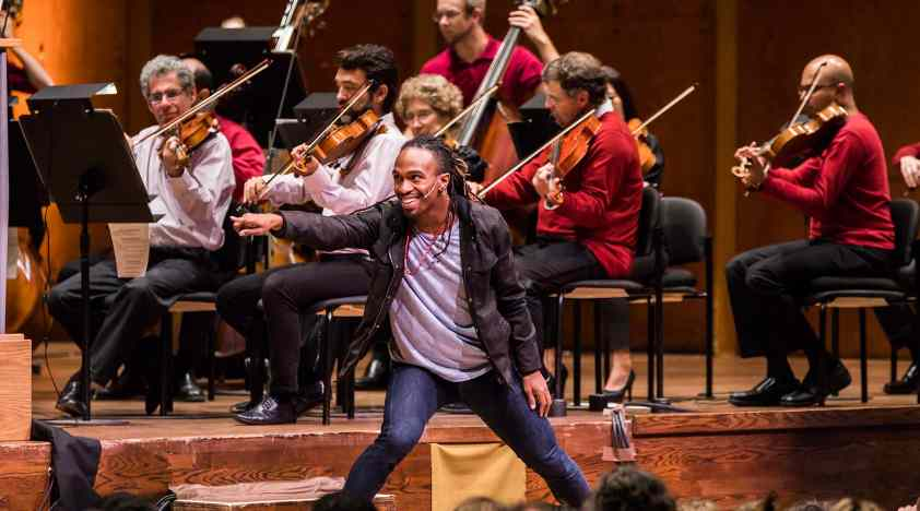 """Young People's Concert - <em>Inspirations and Tributes:</em> """"An African American Lineage"""""""