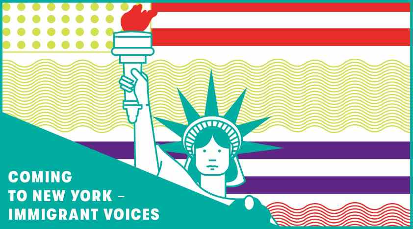 "<em>Music Across Borders: </em> ""Coming to New York — Immigrant Voices"""