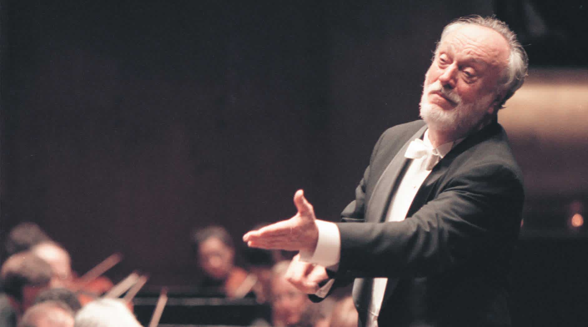 Masur Conducts Brahms's Third & Fourth Symphonies