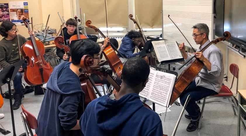 CANCELLED: All-City High School Orchestra and Concert Band