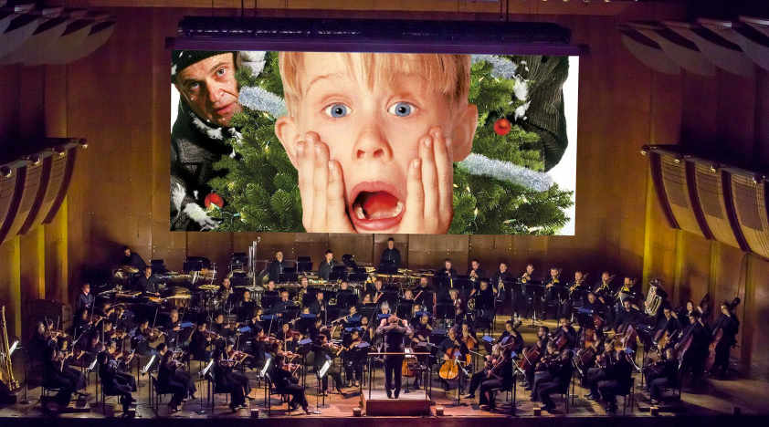 <em>Home Alone</em> in Concert