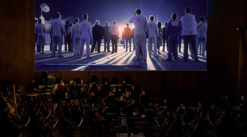 <em>Close Encounters of the Third Kind</em> in Concert