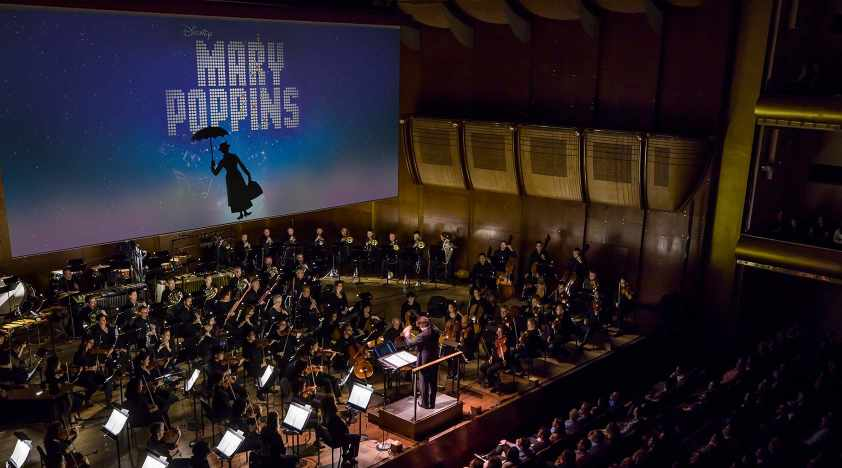 <em>Mary Poppins</em> in Concert