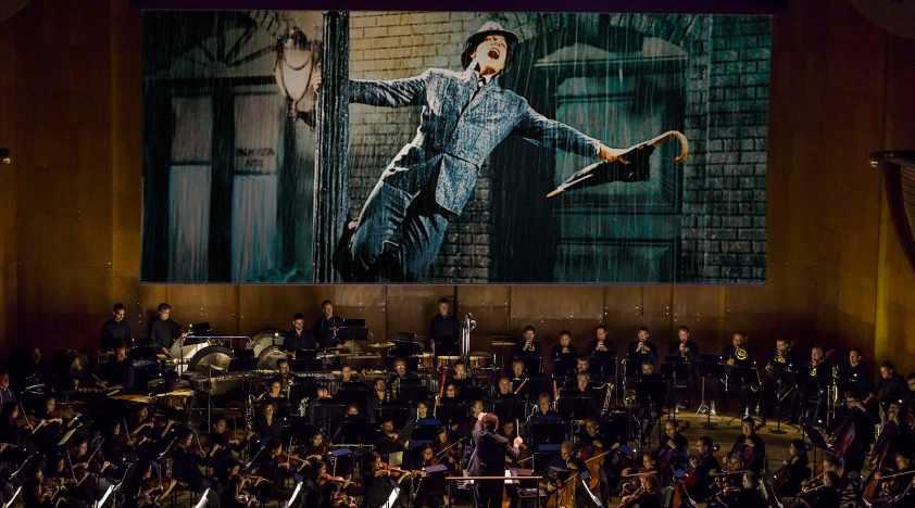 Spring Gala: <em>Singin' in the Rain</em> in Concert