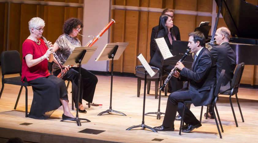 Philharmonic Ensembles at Merkin Concert Hall