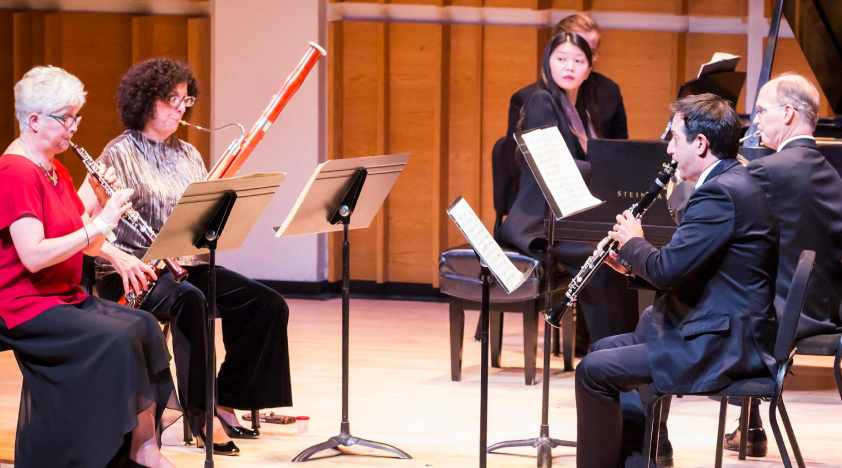 Philharmonic Musicians at 92Y