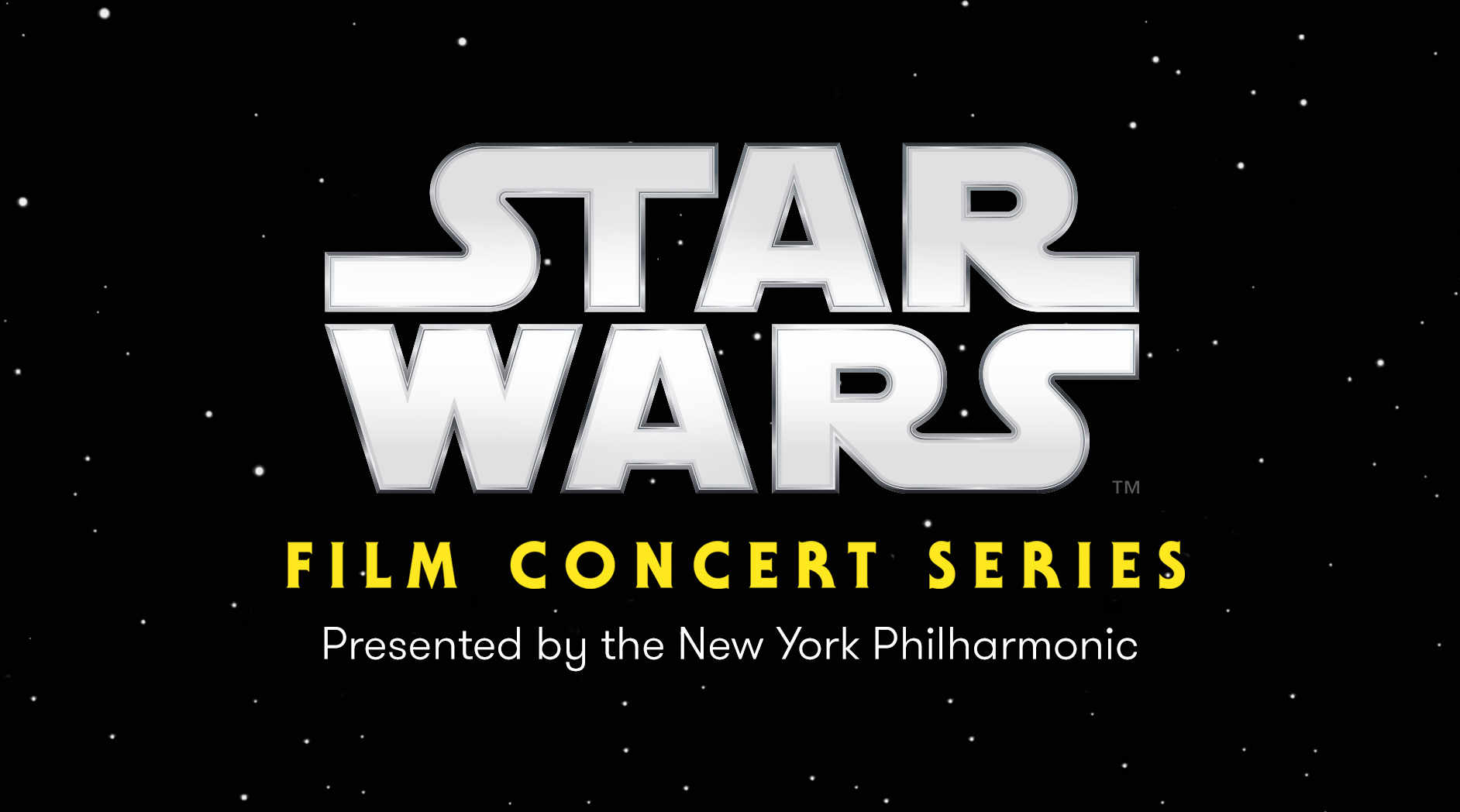Star Wars Film Concert Series Presented by the New York Philharmonic