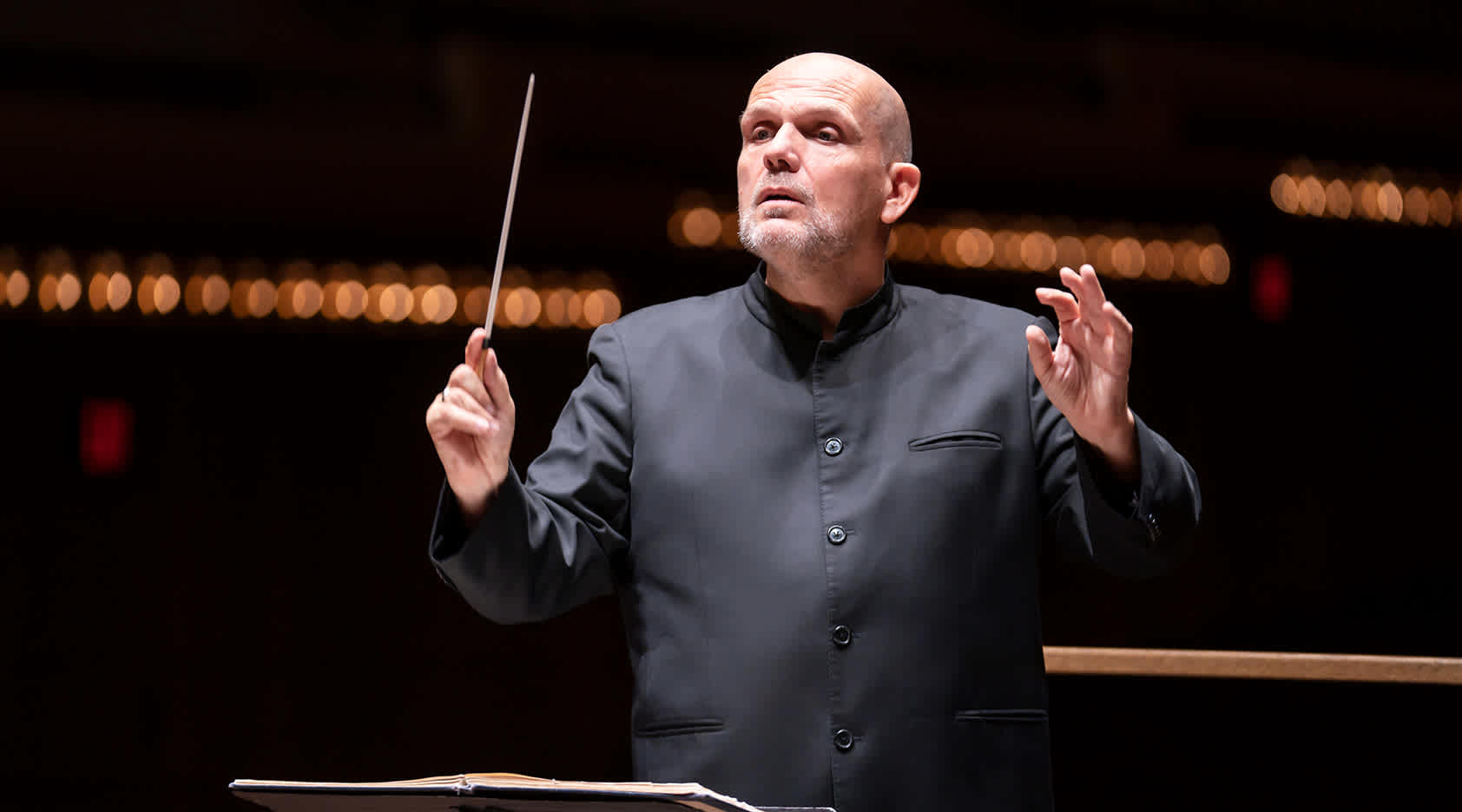 Jaap van Zweden Conducts Mozart and Caroline Shaw