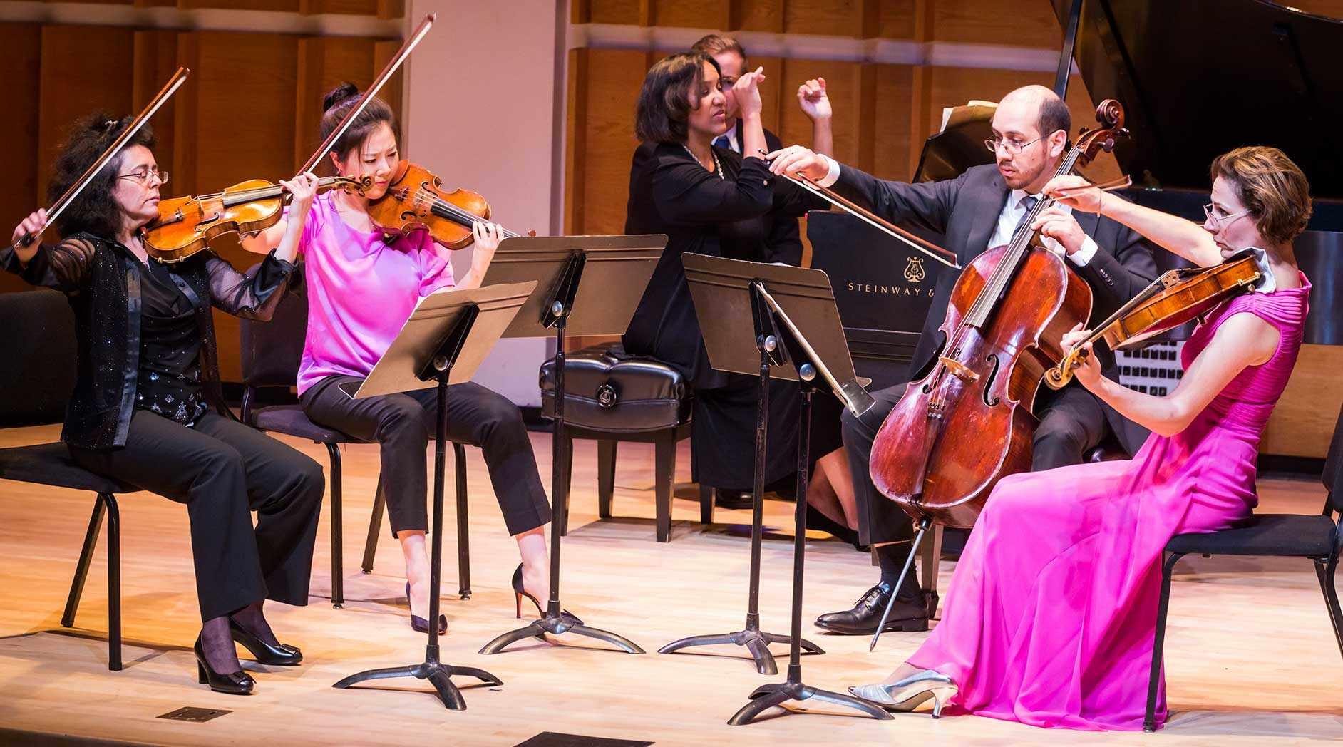 New York Philharmonic Ensembles