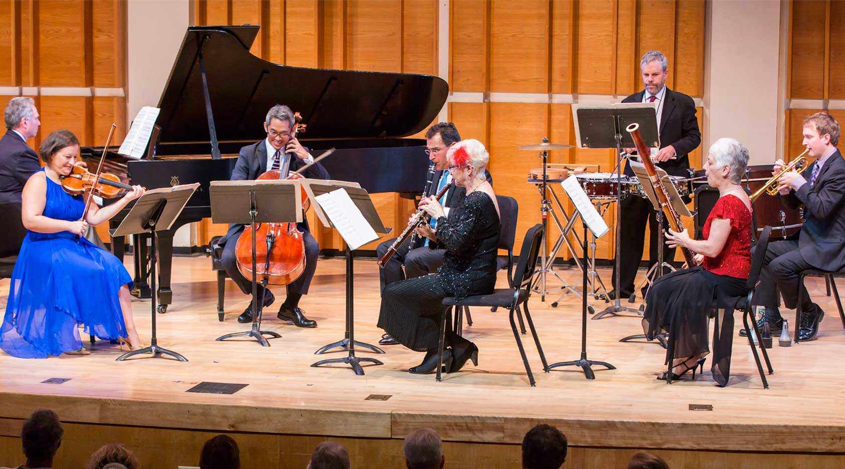 Philharmonic Ensembles at Merkin Concert Hall