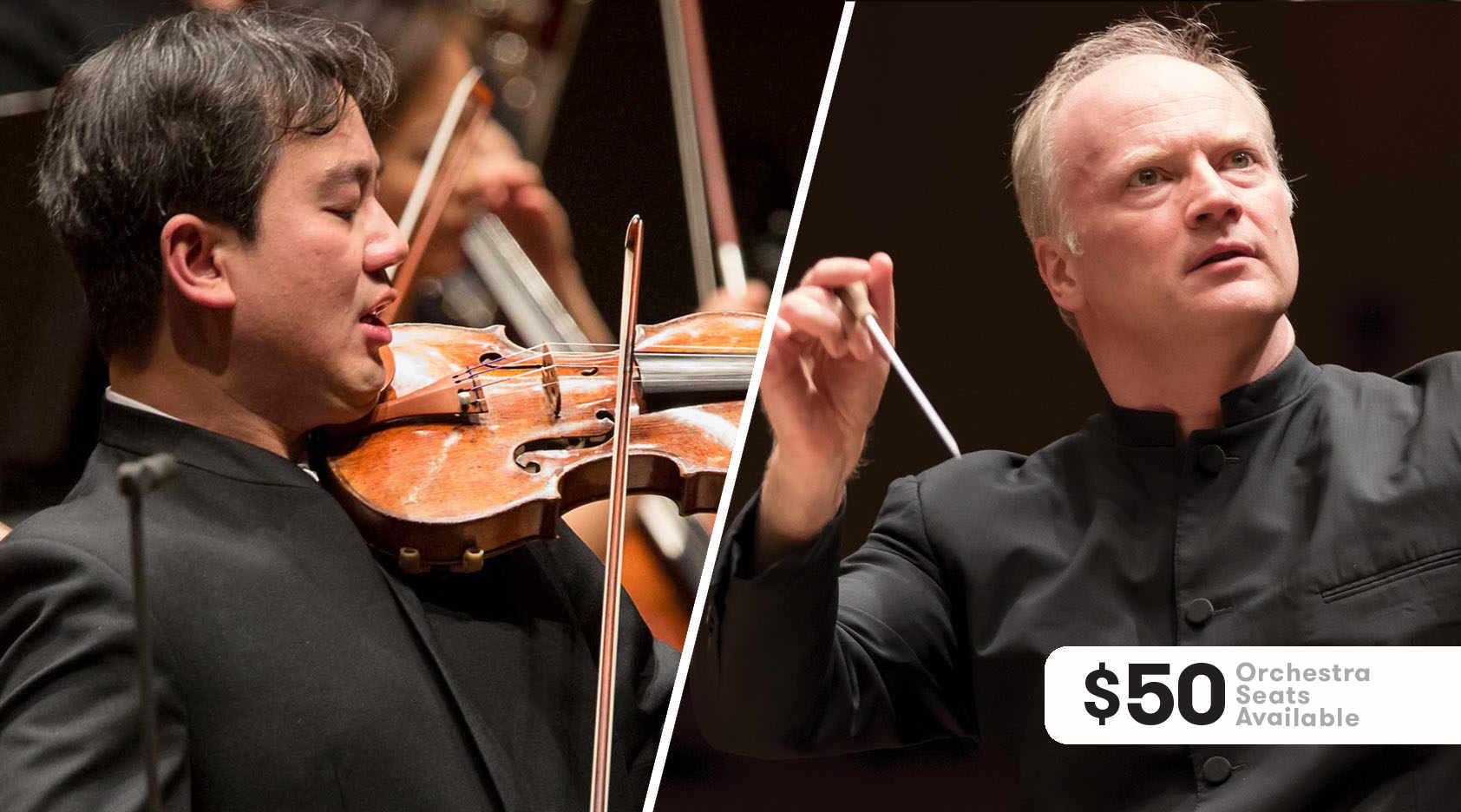 Saint-Saëns and Rachmaninoff