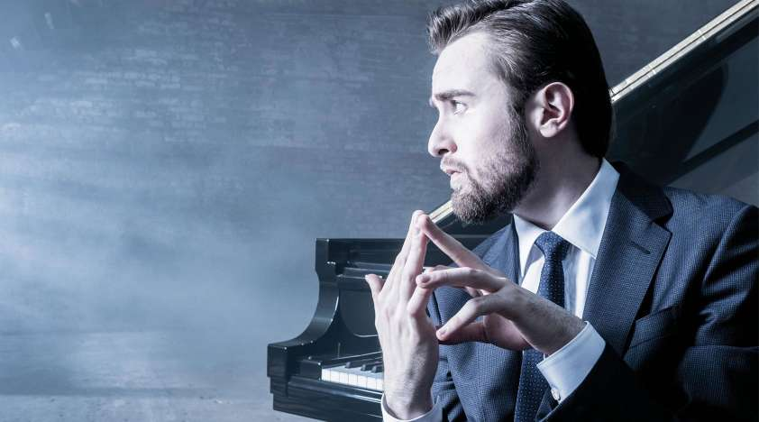 Daniil Trifonov Performs Scriabin