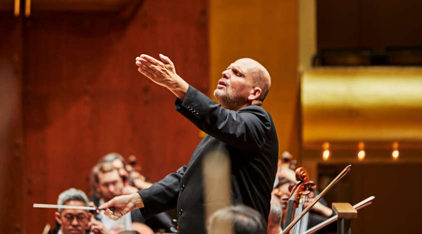 CANCELLED: Jaap van Zweden Conducts Mahler's <em>Resurrection</em> Symphony