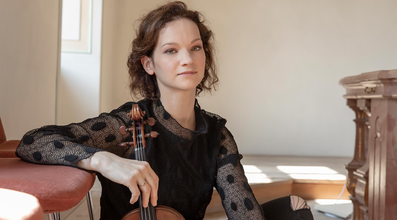 Hilary Hahn and Beethoven's <em>Pastoral</em> Symphony