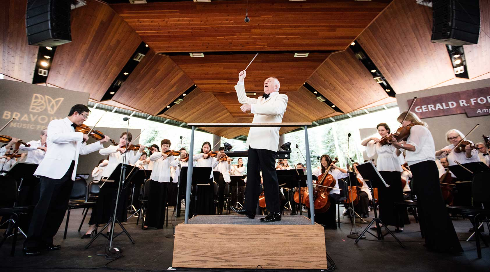 CANCELLED: Bravo! Vail: Tovey Conducts Bernstein and Sondheim