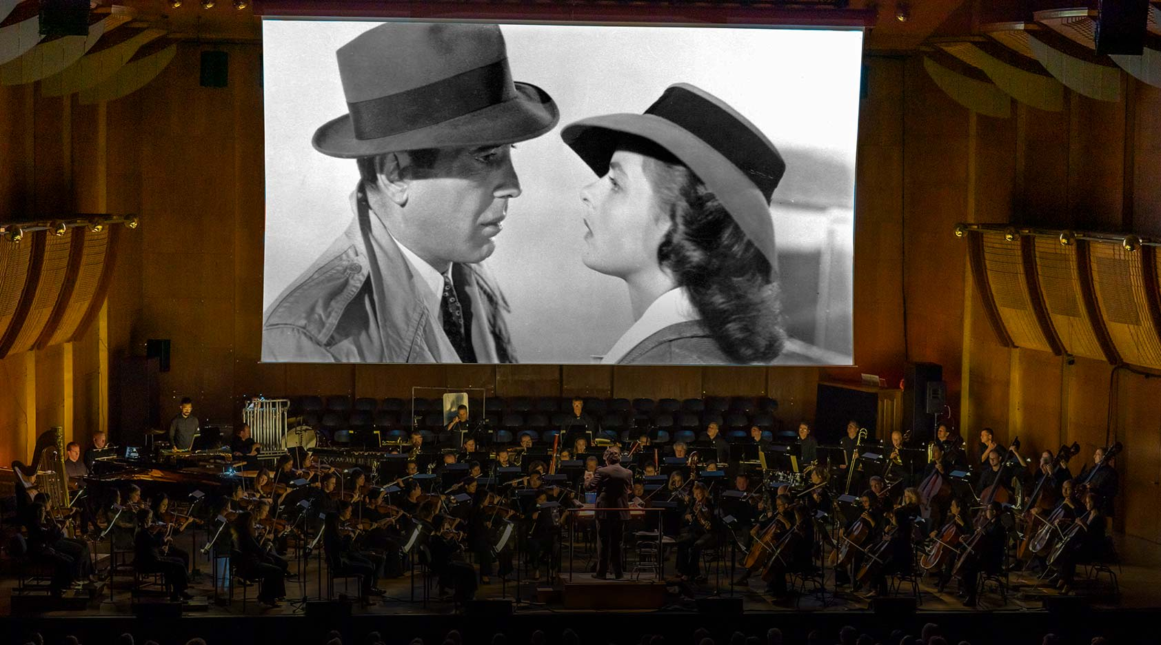 <em>Casablanca</em> in Concert
