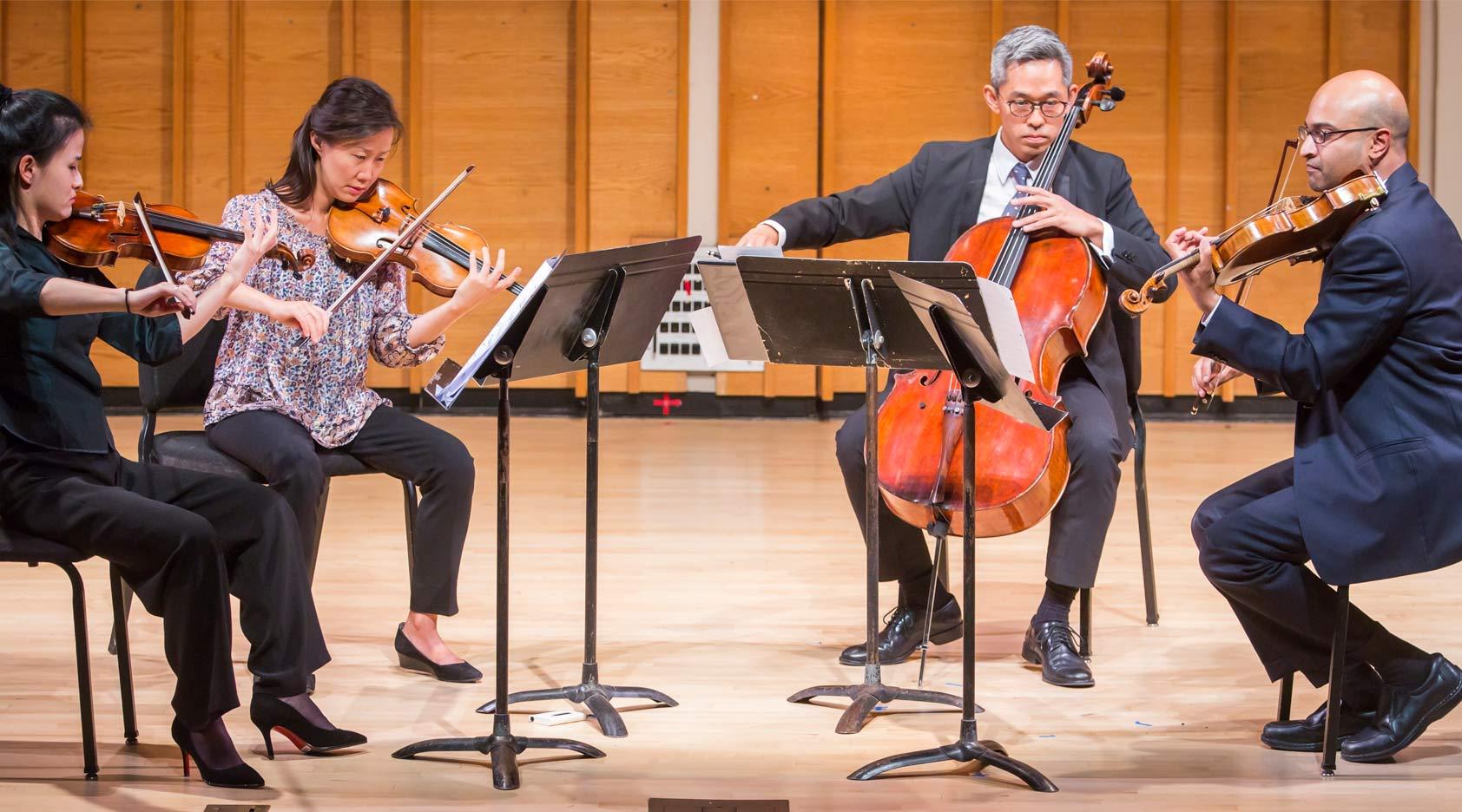 CANCELLED: Philharmonic Ensembles at Merkin Hall