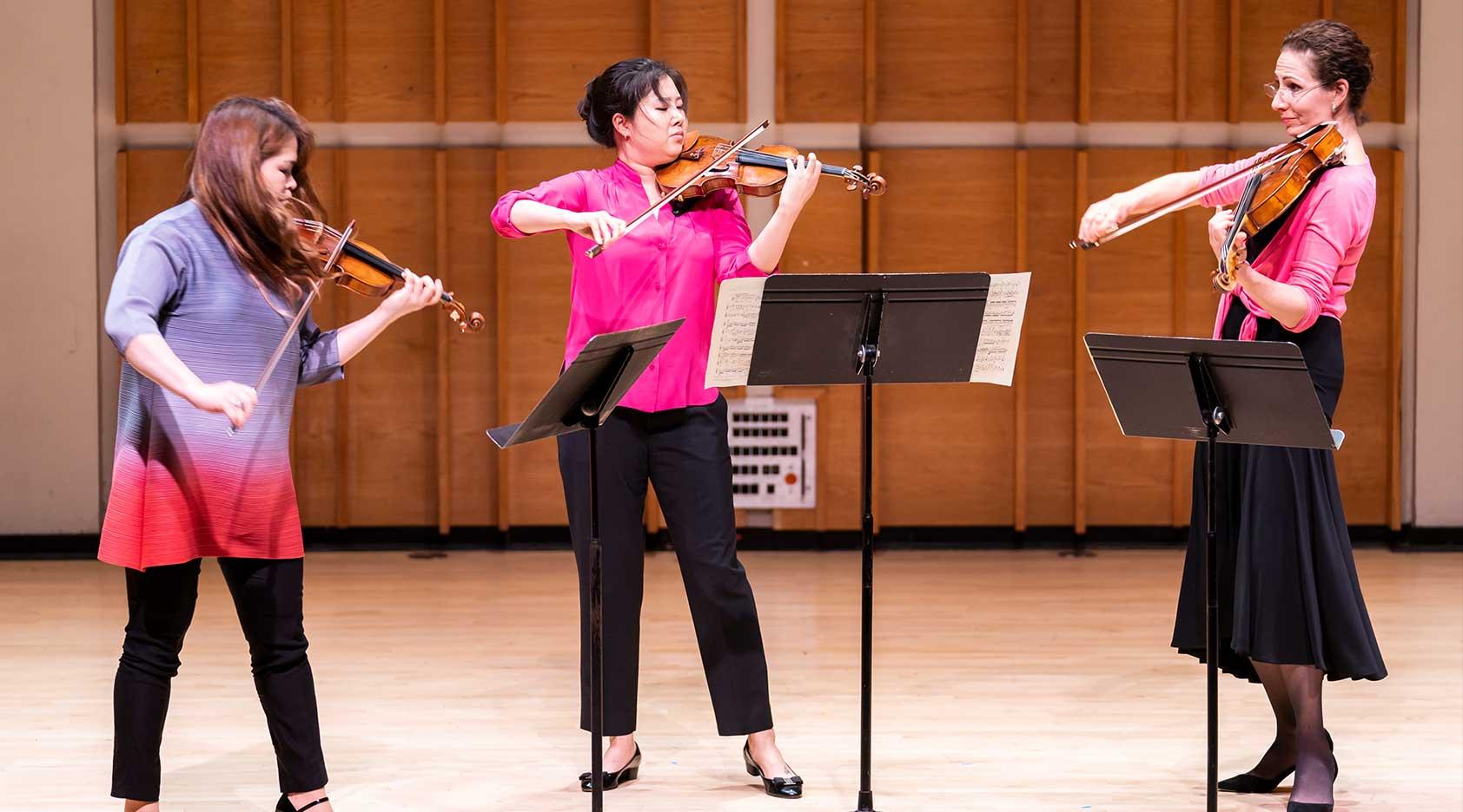 Philharmonic Ensembles at Merkin Hall