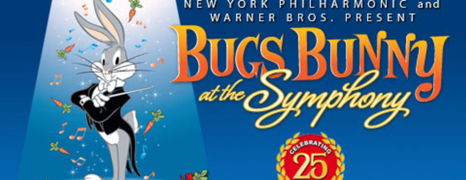 New York Philharmonic & Warner Bros.Present Bugs Bunny at the Symphony