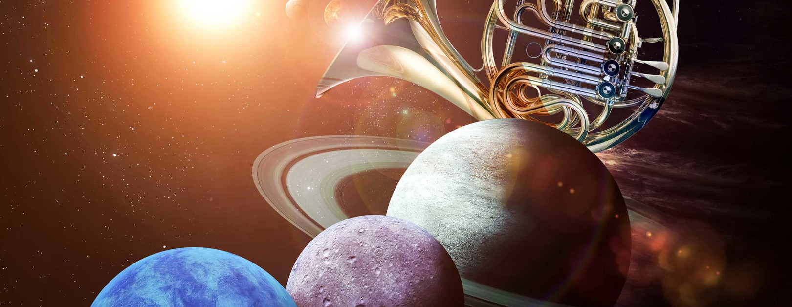Holst's The Planets