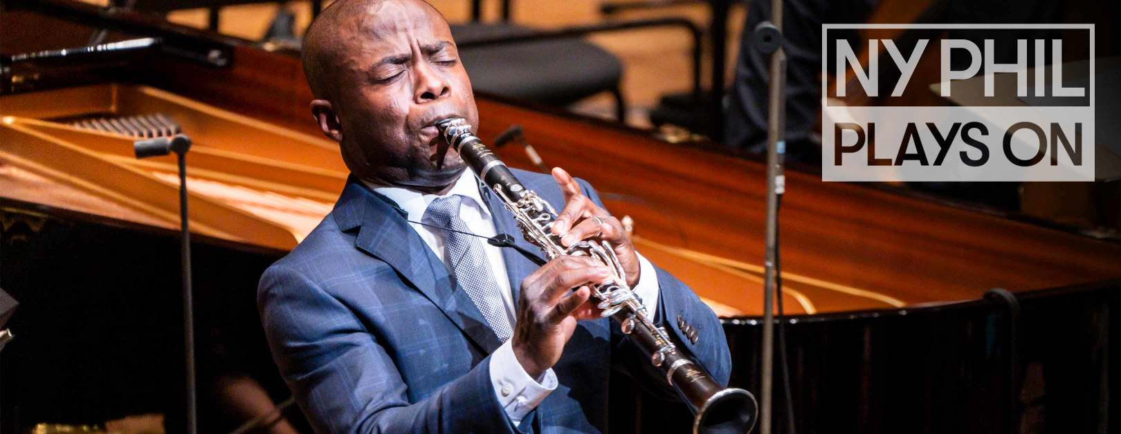 NY Phil Plays On: Anthony McGill Performs Copland