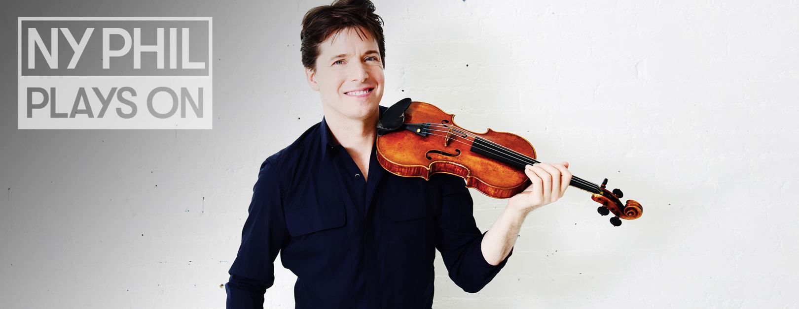 NY Phil Plays On: The Romantic Violin with Joshua Bell