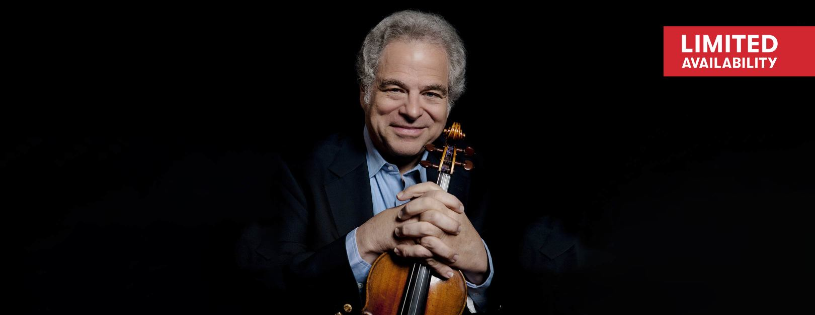 New York's Orchestra Is Back: A Gala Evening with Itzhak Perlman