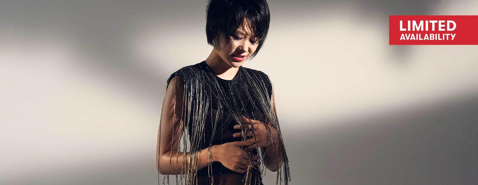 Yuja Wang Performs Liszt