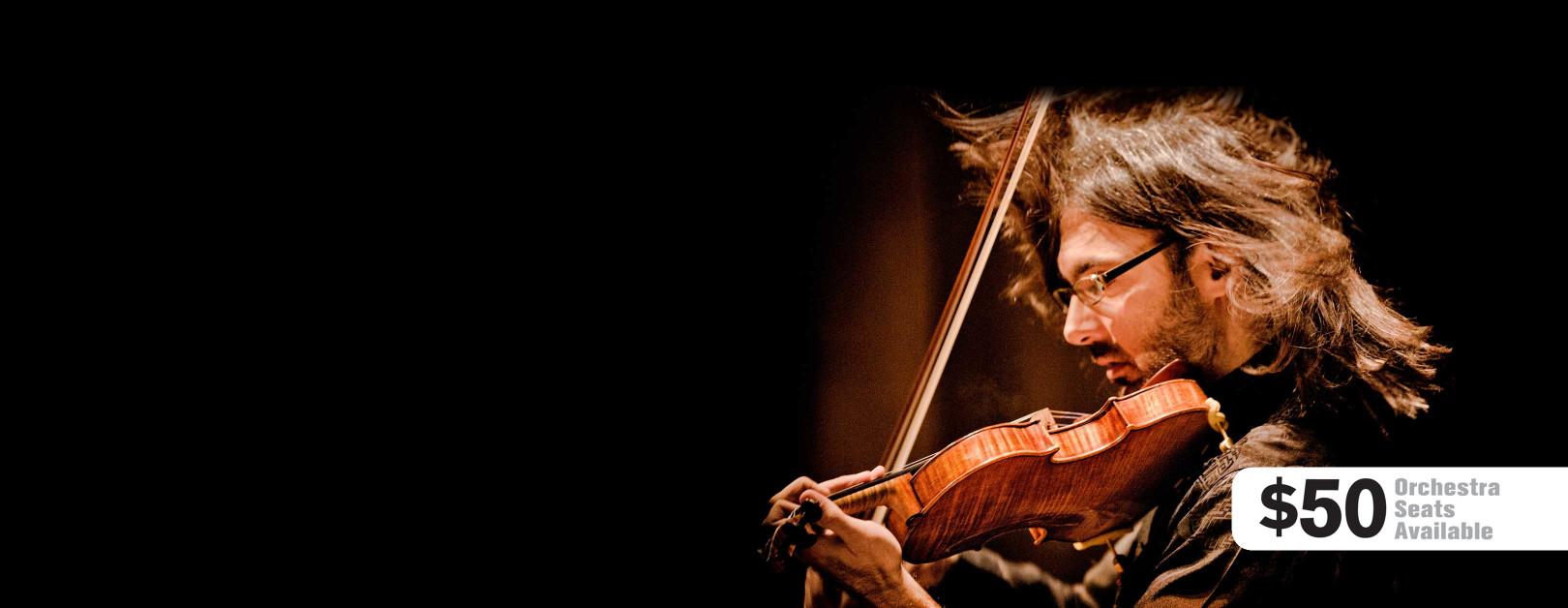 Kavakos Plays Bach
