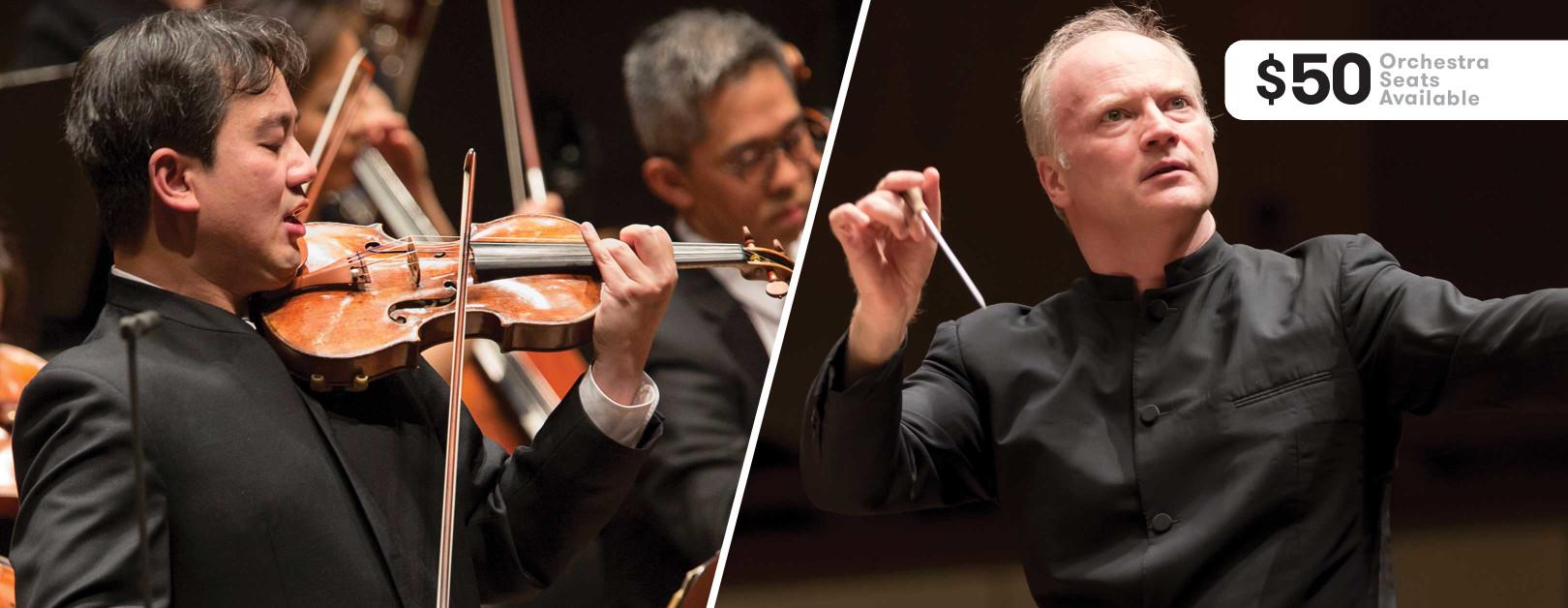 Saint-Saëns & Rachmaninoff
