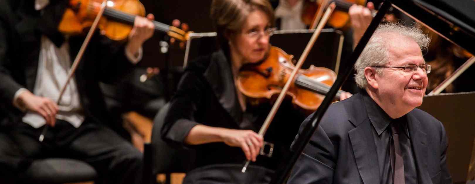 Ax, Mozart & Brahms