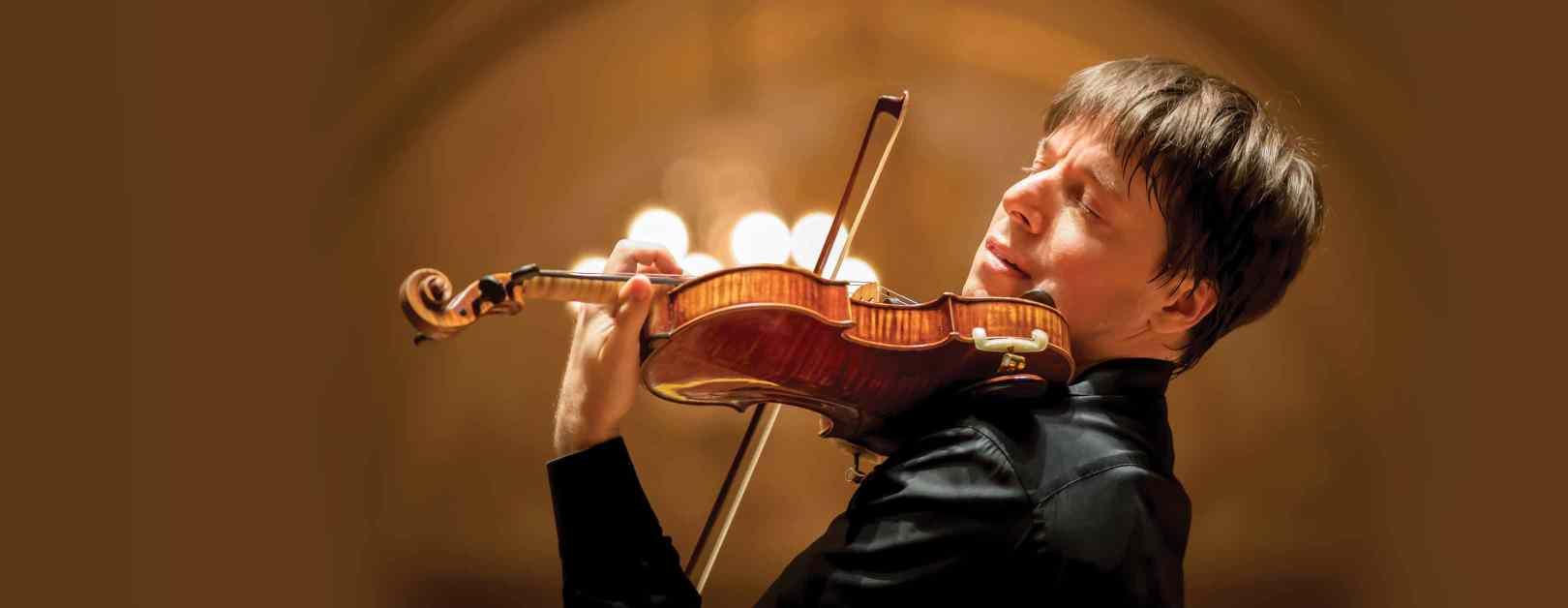 Joshua Bell Performs Bernstein's Serenade