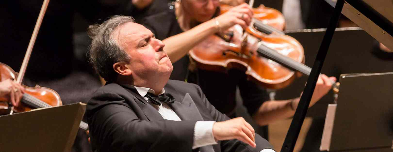 Yefim Bronfman and the NY Phil: Beethoven and Rachmaninoff, at Lincoln Center