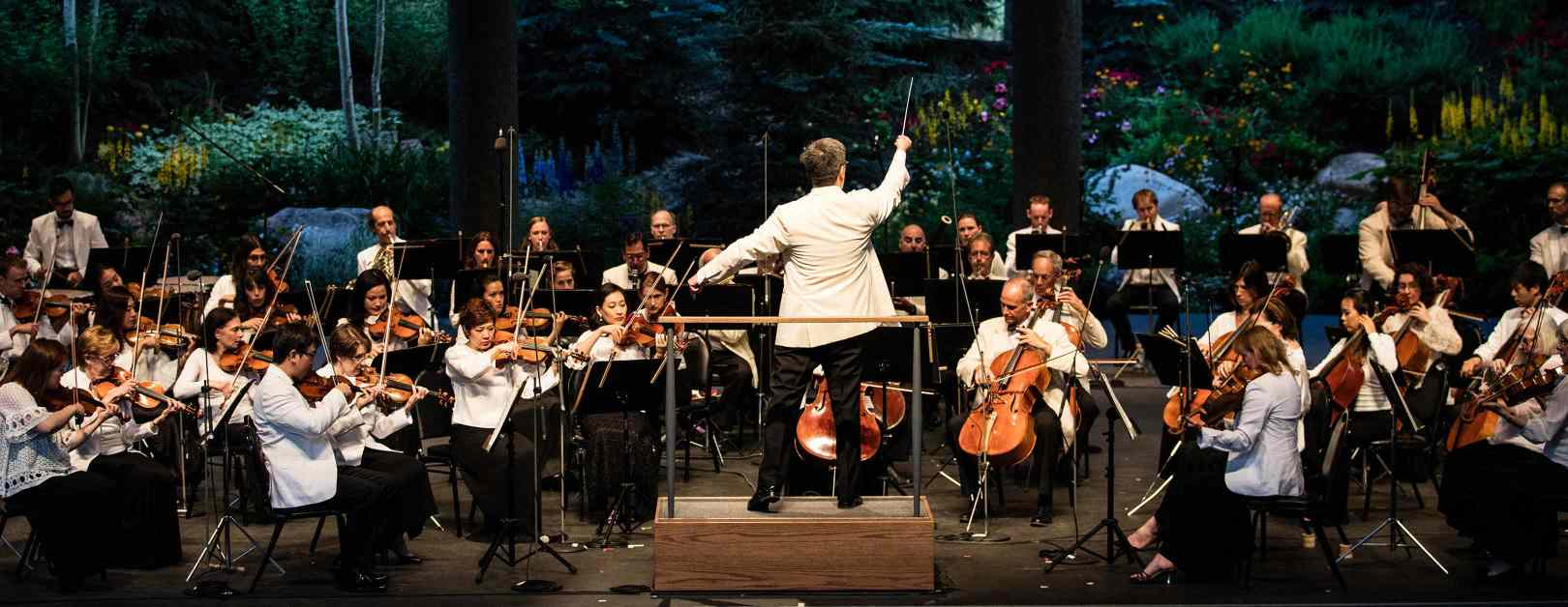 Bravo! Vail: Gilbert Conducts Mozart and Berlioz