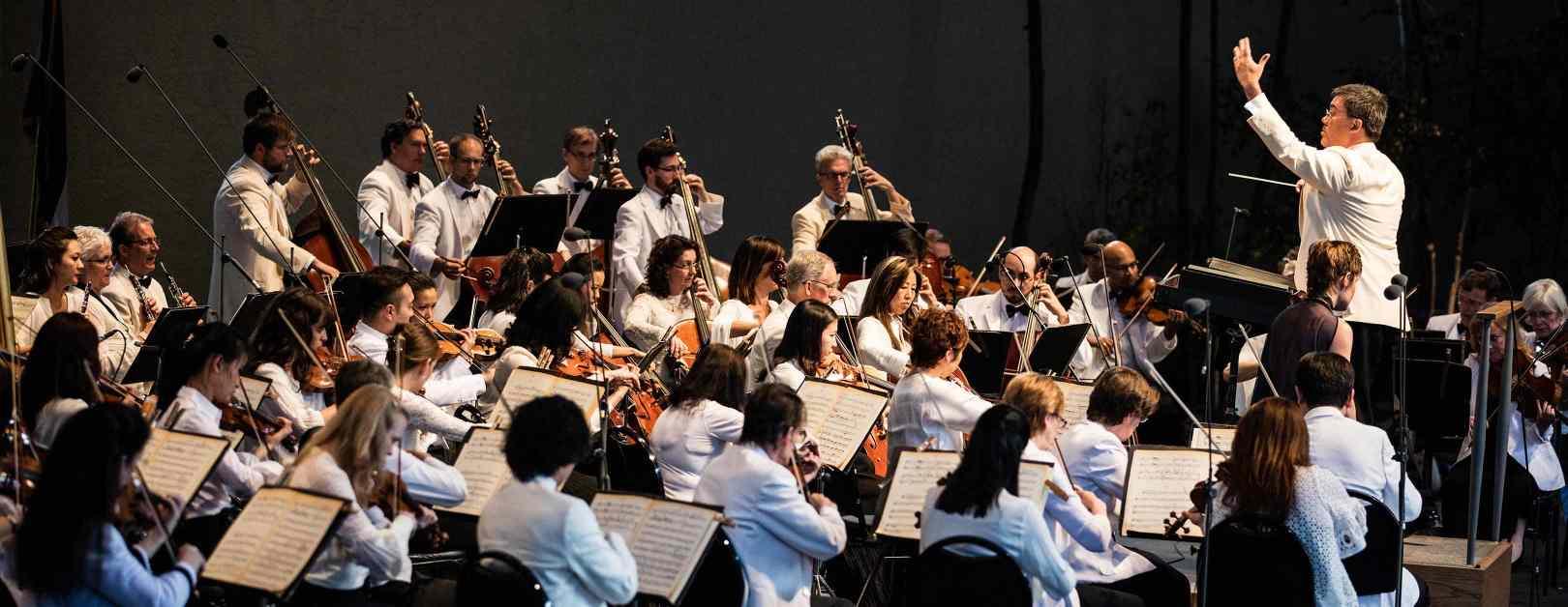 Bravo! Vail: Gilbert Conducts Gershwin and Julia Adolphe