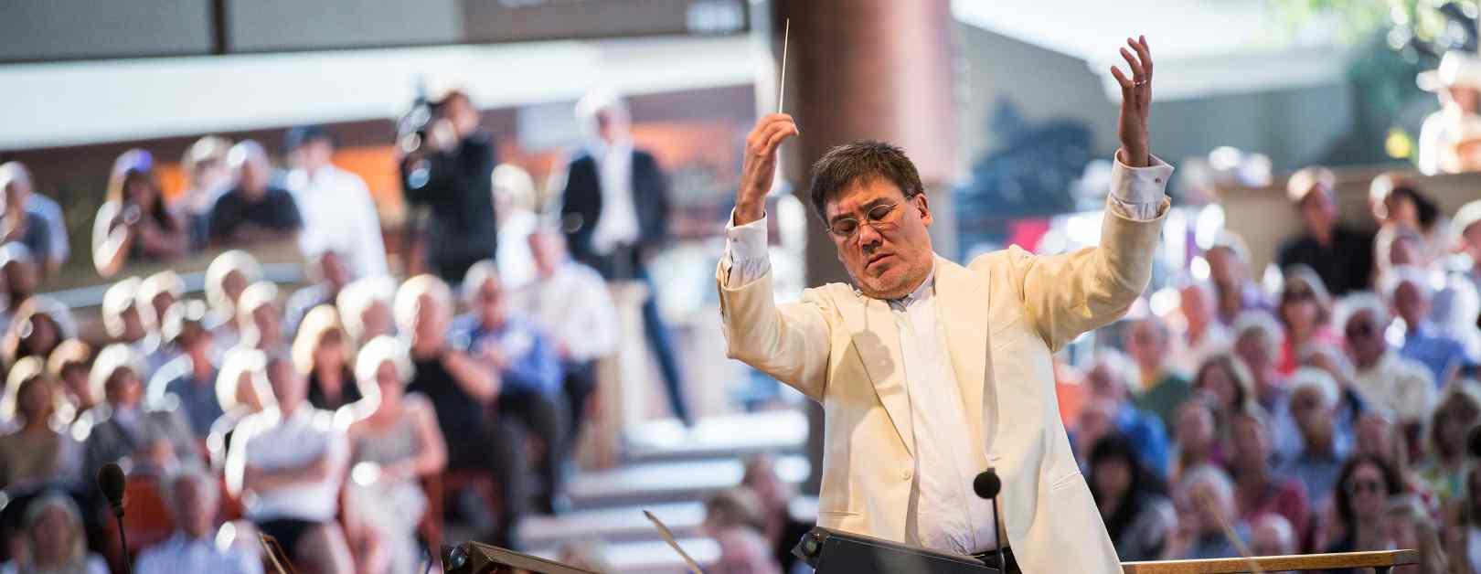 Bravo! Vail: Gilbert Conducts Mahler