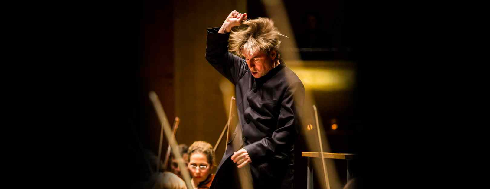 Salonen Conducts Also sprach Zarathustra