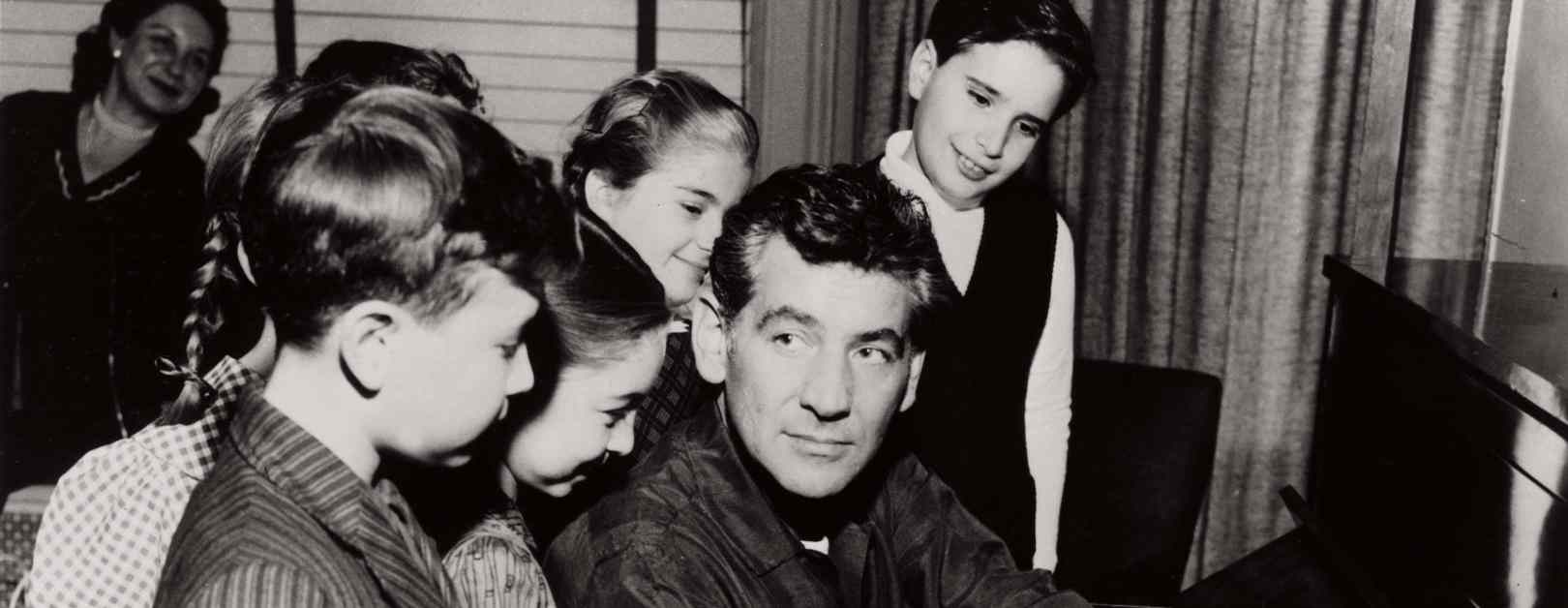 "Young People's Concert - Inspirations and Tributes: ""Celebrating Leonard Bernstein"""