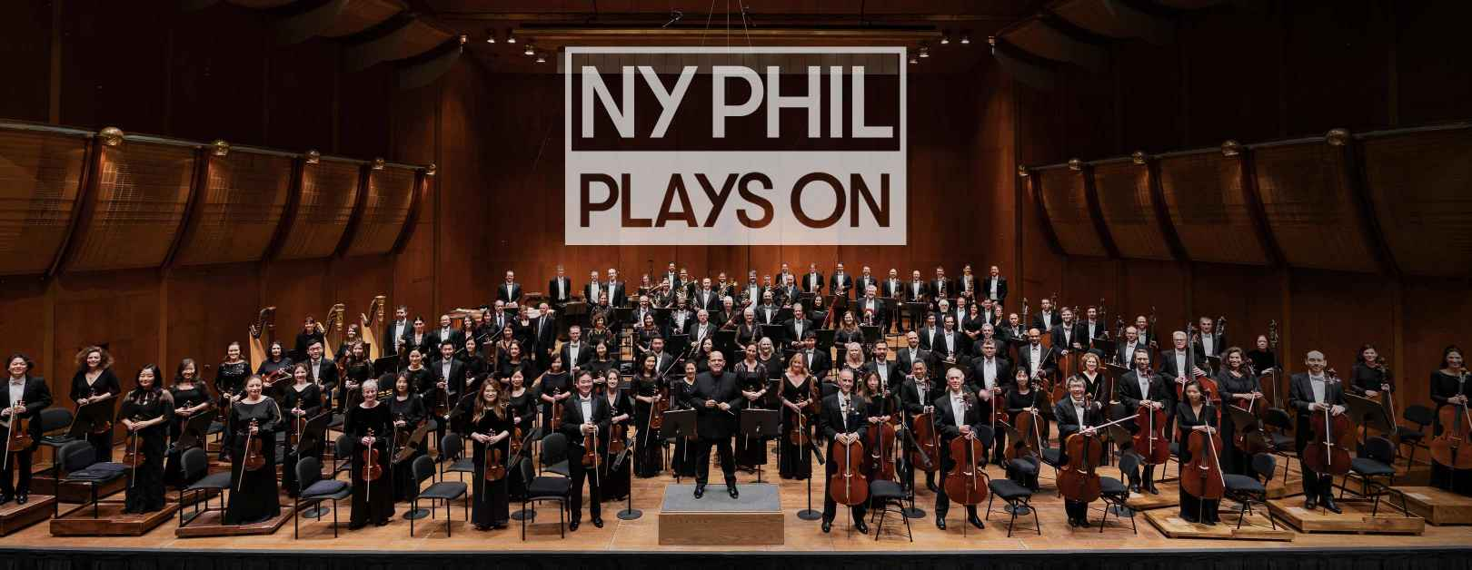 NY Phil Plays On