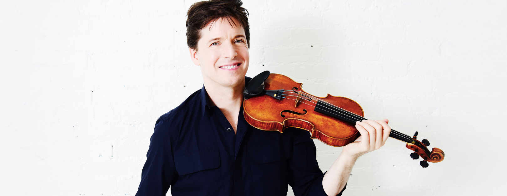 Joshua Bell Performs Beethoven