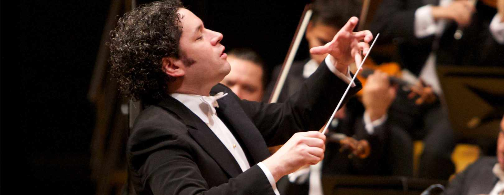 Dudamel Conducts Dvořák's Symphony No. 9